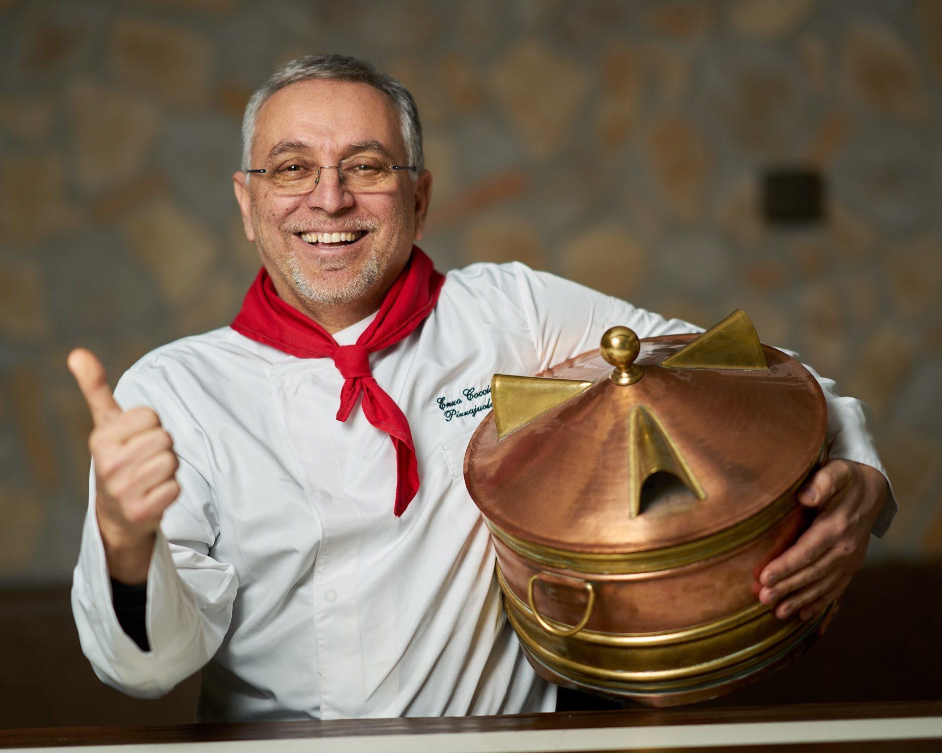 Chef Enzo Coccia