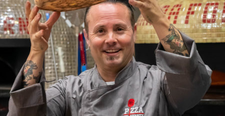 Tony Gemignani Pizza University