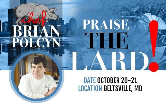 Brian Polcyn Praise the Lard